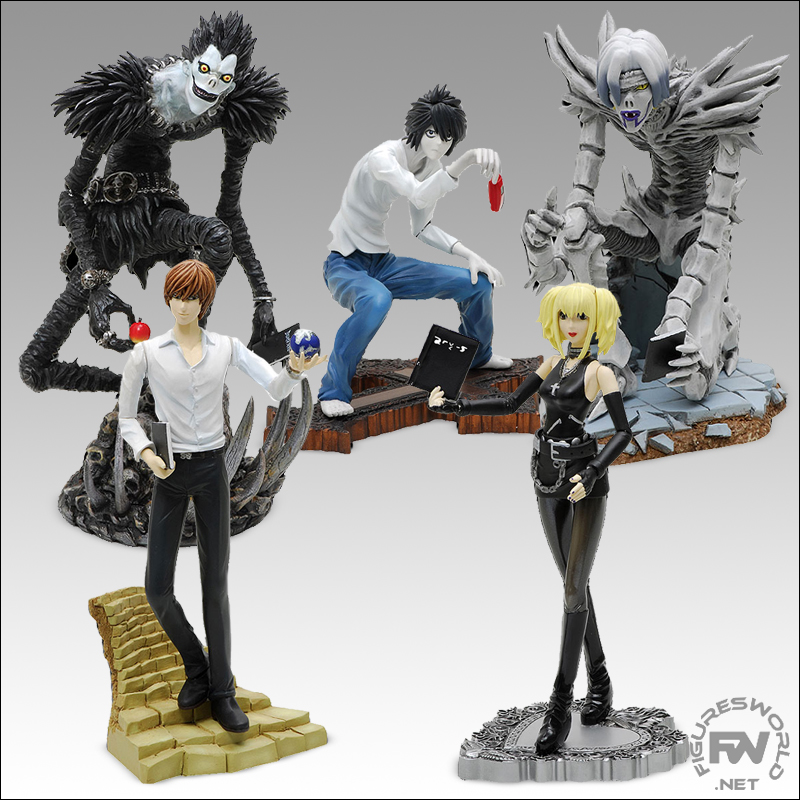 FiguresWorld Animation Death Note