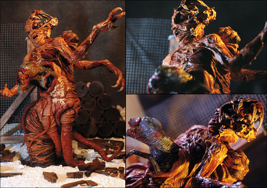 Hey and here s another Thing The Thing 1982 Blair Monster