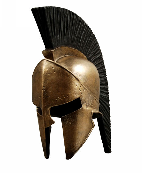 300 Movie King Leonidas Helmet