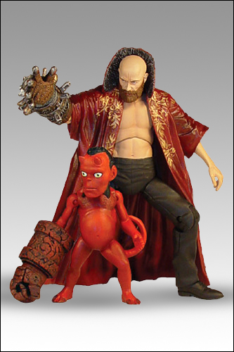Hellboy sammael figure