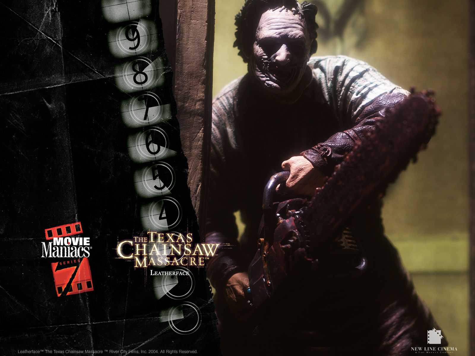 figuresworld > movies & t.v. > the texas chainsaw massacre